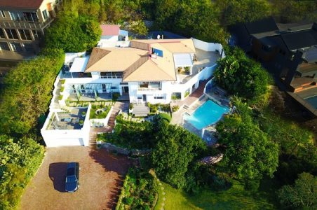 Vilacqua Guest House from above