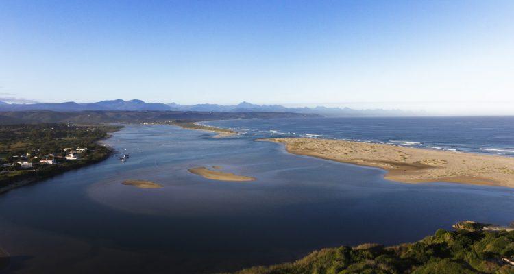 Plett lagoon