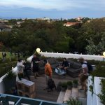 Behind the scenes filming of The Bachelor at Vilacqua in Plett